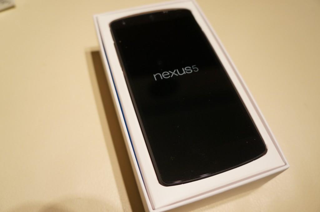 Nexus5-本体1