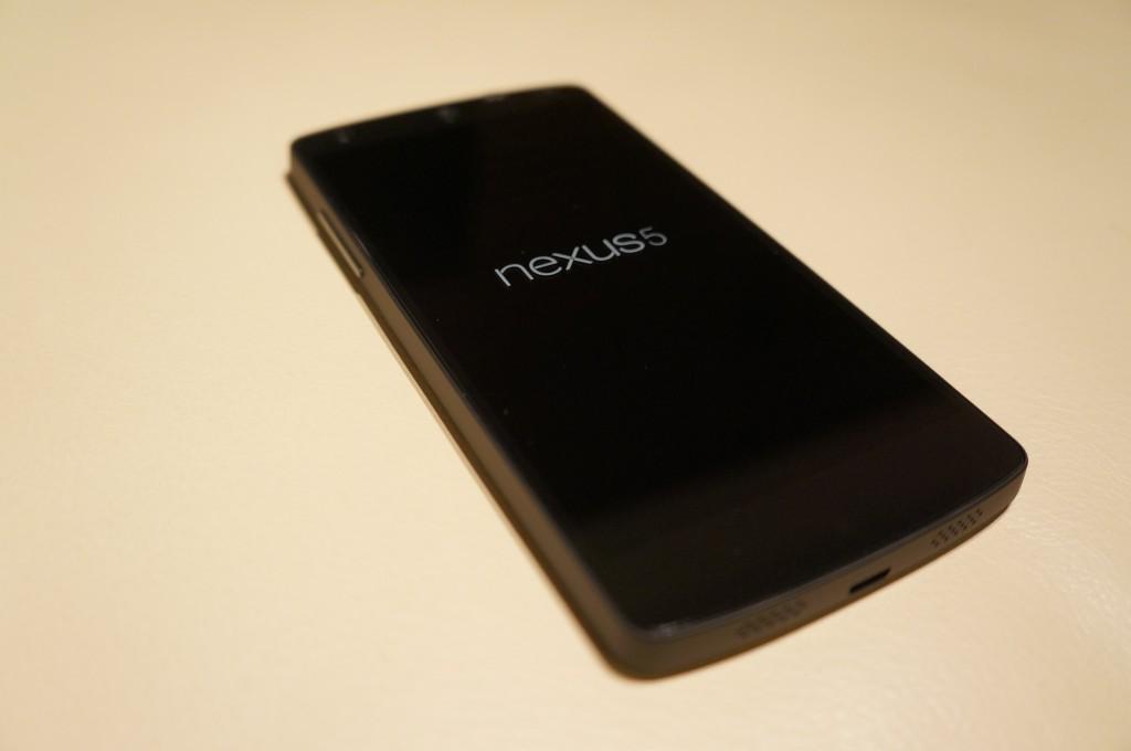 Nexus5-本体
