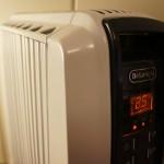 DeLonghiドラゴンデジタルスマート オイルヒーターTDDS0712BL