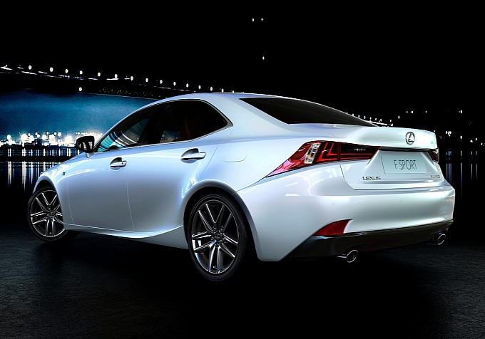 Lexus IS 350 F SPORTS