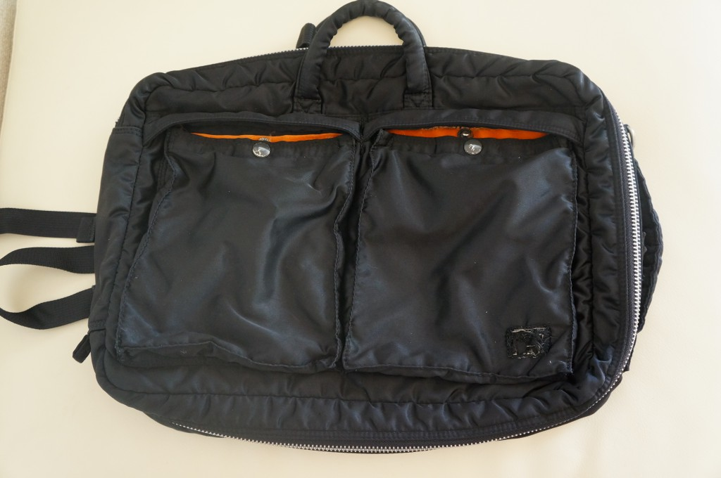 PORTER TANKER 3WAY BRIEF CASE