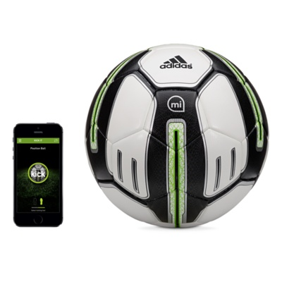 adidas Football miCoach Smart Ball