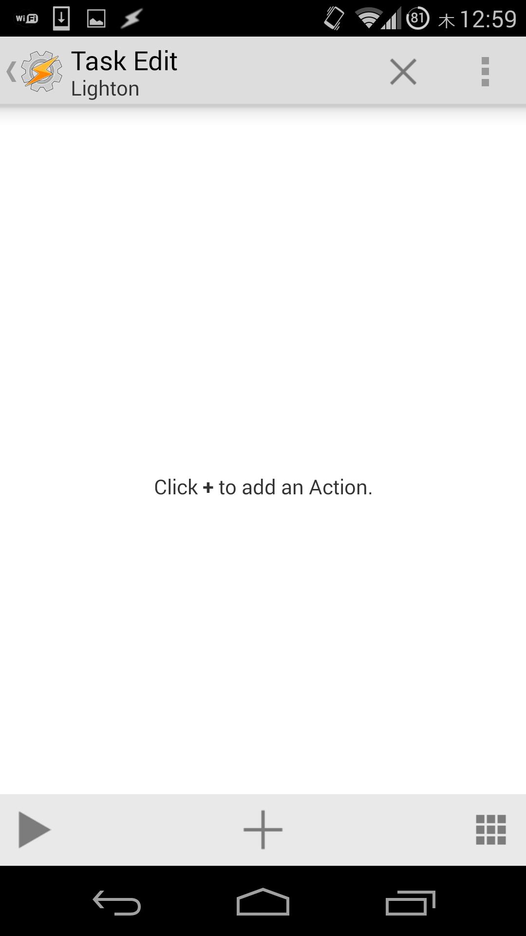 tasker how to send http post stringify