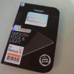 Spigen Google Nexus5 シュタインハイル GLAS ナノ スリム