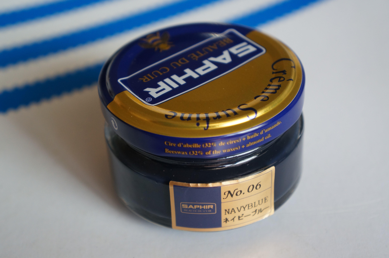 [サフィール] SAPHIR ビーズワックスファインクリーム