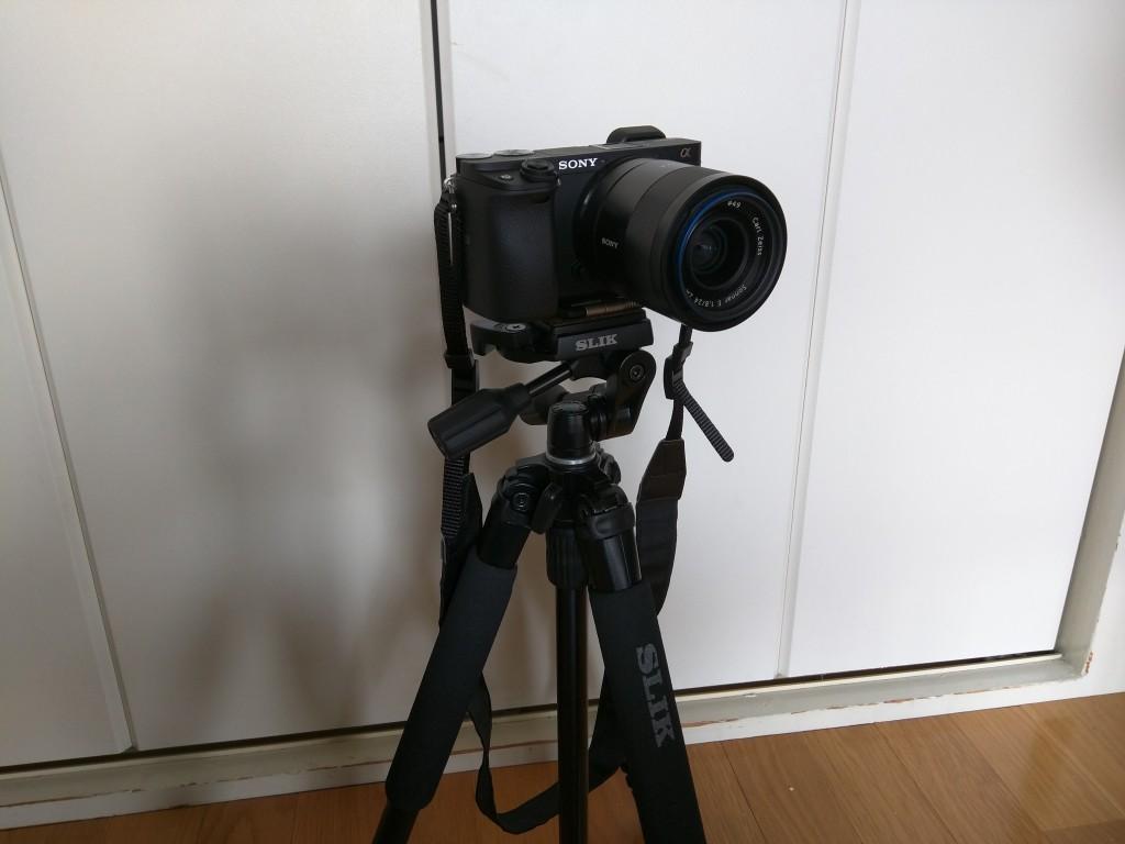 SLIK 三脚 スプリント PRO II