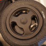 エアバギータイヤパンク修理