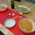 【再現率100%】カプリチョーザのトマトとニンニクのパスタを作りました。【レシピ決定版】